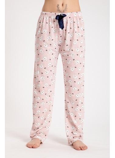 Pemilo Pijama altı Somon